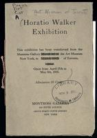 Pictures, studies and sketches / by Horatio Walker