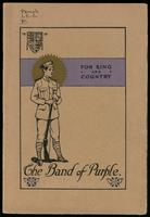 The Band of purple : a collection of Canadian poems / compiled by Lillie A. Brooks