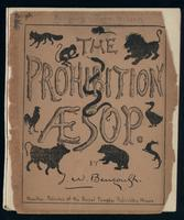 The prohibition Aesop, a book of fables