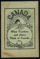 School teachers and Canada