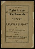 The fight in the beechwoods : a study in Canadian history / by Ernest Cruikshank
