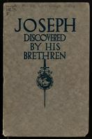 Joseph discovered by his brethren; decorations by R.E. Johnston