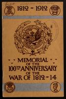 Historical sketches : a memorial of the hundredth anniversary of the War of 1812-14 / by R.W. Geary