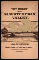The Heart of the Saskatchewan Valley