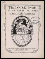 The I.O.D.E. proofs of national pictures for Canadian schools