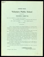 Avenue Road Voluntary Public School.