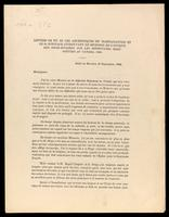 Lettres de NN. SS. les archeveques de Martianapolis et de St Boniface approuvant le Memoire de l'eveque des Trois-Rivieres sur les difficultes religieuses au Canada, 1882.