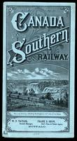 Canada Southern Railway : [timetable].