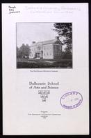 Dalhousie School of Arts and Science