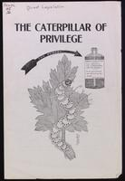 The caterpillar of privilege. The remedy: direct legislation - the initiative, the referendum and the recall - to be administered ad libitum by the people
