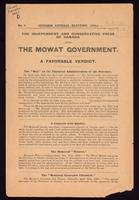 Ontario general election, 1894 publications