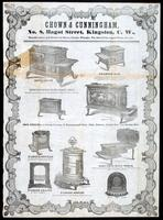 [Catalogue of stoves.]