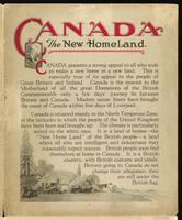 Canada the new homeland