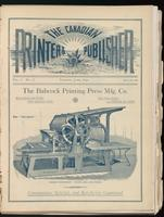 Canadian Printer & Publisher Vol. 1, No. 2