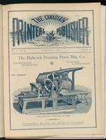 Canadian Printer & Publisher Vol. 1, No. 3