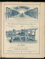Canadian Printer & Publisher Vol. 1, No. 6