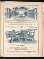 Canadian Printer & Publisher Vol. 1, No. 7