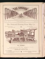 Canadian Printer & Publisher Vol. 2, No. 1