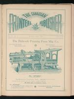 Canadian Printer & Publisher Vol. 2, No. 4