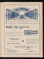 Canadian Printer & Publisher Vol. 2, No. 11