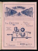 Canadian Printer & Publisher Vol. 2, No.12