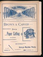 Canadian Printer & Publisher Vol. 3, No.4