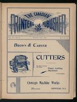 Canadian Printer & Publisher Vol. 3, No.6