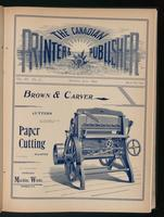 Canadian Printer & Publisher Vol. 3, No.7