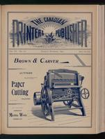 Canadian Printer & Publisher Vol. 3, No.12