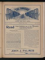 Canadian Printer & Publisher Vol. 4, No.4