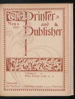 Canadian Printer & Publisher Vol. 4, No.5