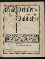 Canadian Printer & Publisher Vol. 4, No.7