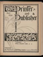 Canadian Printer & Publisher Vol. 5, No. 5