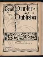 Canadian Printer & Publisher Vol. 5, No. 7