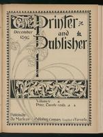 Canadian Printer & Publisher Vol. 5, No. 12