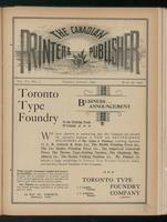 Canadian Printer & Publisher Vol. 6, No. 1