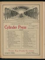 Canadian Printer & Publisher Vol. 6, No. 7