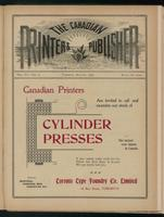 Canadian Printer & Publisher Vol. 6, No. 8