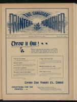 Canadian Printer & Publisher Vol. 6, No. 9
