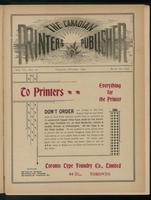 Canadian Printer & Publisher Vol. 6, No. 10