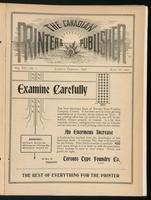 Canadian Printer & Publisher Vol. 7, No. 2
