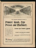 Canadian Printer & Publisher Vol. 7, No. 3