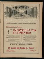 Canadian Printer & Publisher Vol. 7, No. 4