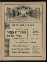 Canadian Printer & Publisher Vol. 7, No. 5
