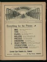 Canadian Printer & Publisher Vol. 7, No. 10