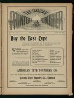 Canadian Printer & Publisher Vol. 7, No. 11