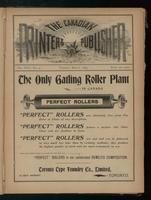 Canadian Printer & Publisher Vol. 8, No. 3