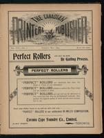 Canadian Printer & Publisher Vol. 8, No. 5