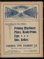 Canadian Printer & Publisher Vol. 8, No. 8