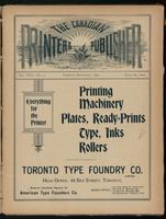 Canadian Printer & Publisher Vol. 8, No. 9